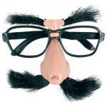Verkleidungs-Brille - Deluxe