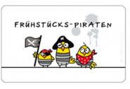 Frühstücksbrettchen Frühstücks-Piraten
