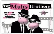 Frühstücksbrettchen Muhs Brothers