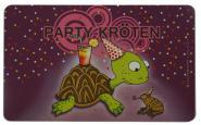 Frühstücksbrettchen Partykröten