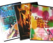 Unterhaltungs-DVD