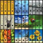 Filesticker - Ordneraufkleber