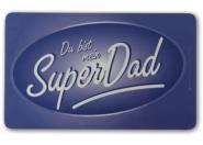 Frühstücksbrettchen Super Dad