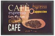 Foto-Matte Café-Espresso-Cappuccino