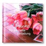 Geschenkbuch Danke für die nette Einladung