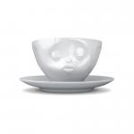 Kaffeetasse Küssend