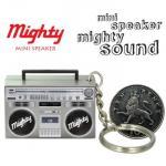 Mighty Mini Speaker Radio - Schlüsselanhänger