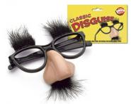Verkleidungs Brille - Der Klassiker