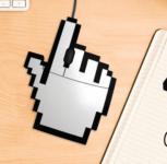 Pixel USB-Computer-Mouse