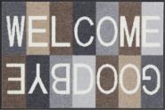 Sauberlauf-Fußmatte Welcome Country