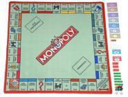 Spielteppich Monopoly