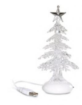 USB Weihnachtsbaum mit Lichtwechsel