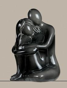 Deko-Figur Kuschelrunde