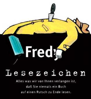Lesezeichen Fredy