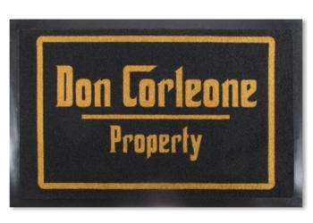 Fussmatte Don Corleone