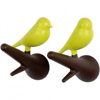Wandhaken Birdies 2er-Set