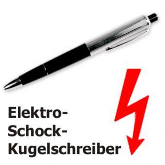 Elektroschock-Kugelschreiber