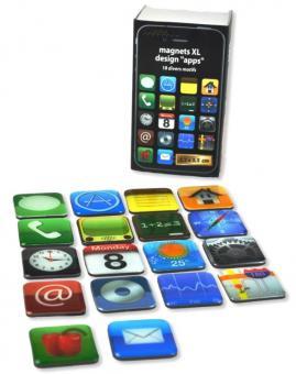 App-Magnete XL