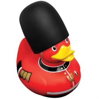 BUD Quietscheente Royal Guard Duck