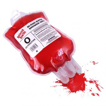 Duschgel Blutbad