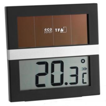 Digitales Thermometer ECO Solar