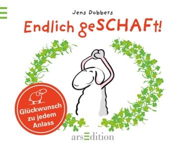 Geschenkbuch Endlich geSCHAFt!