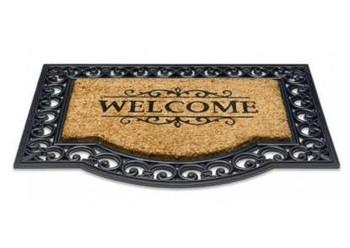 Kokos-Fußmatte Impala Welcome