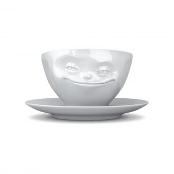 Kaffeetasse Grins