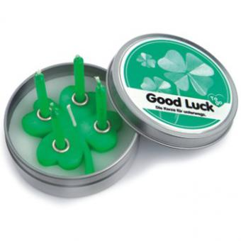 Kerze to go -Good Luck-
