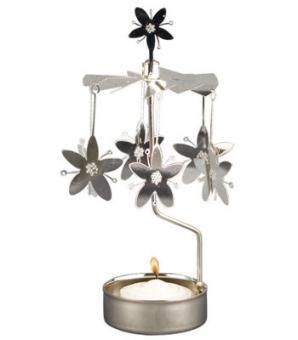 Kerzenkarussell Flower