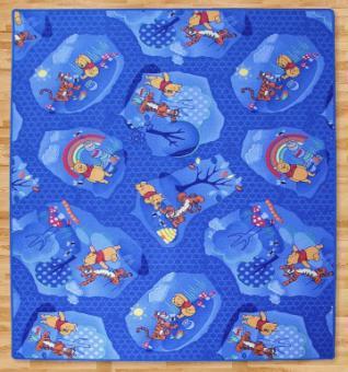 Kinderteppich Winnie Pooh & Friends
