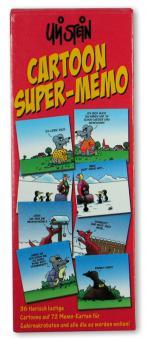 Memo-Spiel Cartoon Uli Stein