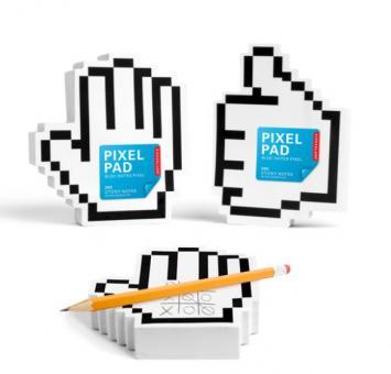 Notizblock Pixel Pad