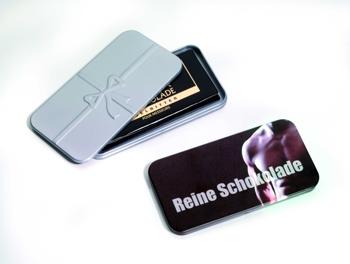Schoko-Box Reine Schokolade