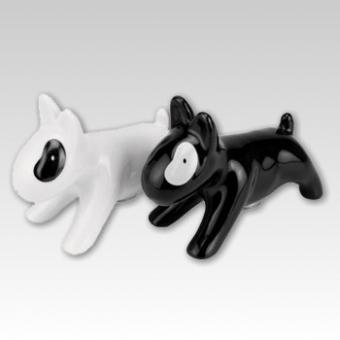 Salz & Pfefferstreuer Terrier