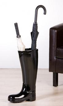 Schirmständer Stiefel