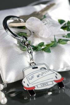 Schlüsselanhänger Just Married