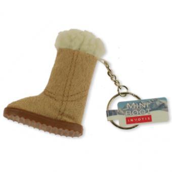 Schlüsselanhänger Winter Boots