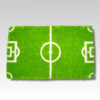 Türvorlage Fußballfeld