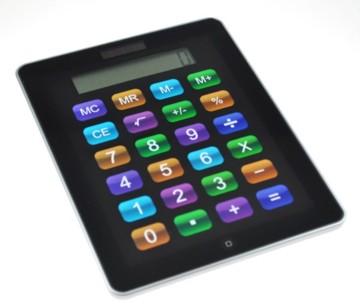 Tischrechner mi-Pad
