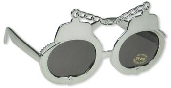Sonnenbrille Handschellen