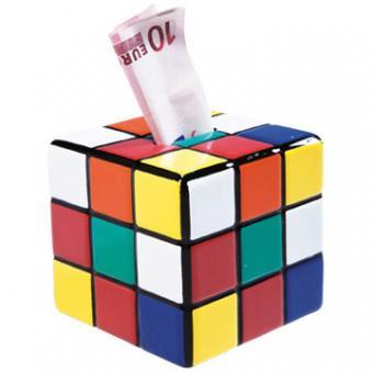 Spardose Cubic