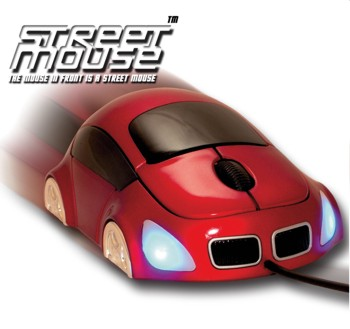 Street Mouse Race Car