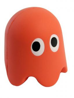 Stressball Ghoul orange