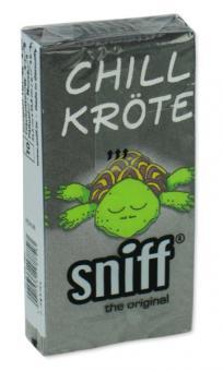 Sniff Taschentücher Chillkröte