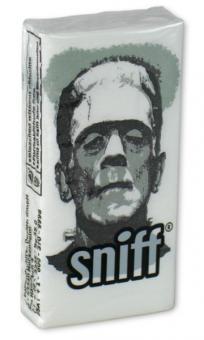 Sniff Taschentücher Frankenstein