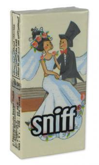 Sniff Taschentücher Wedding