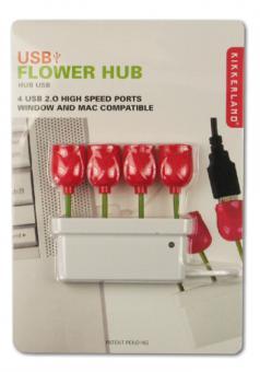 USB-Flower Hub