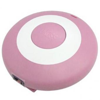 USB-Pedometer pink