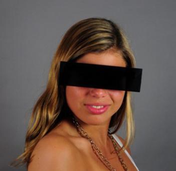 Zensur-Brille